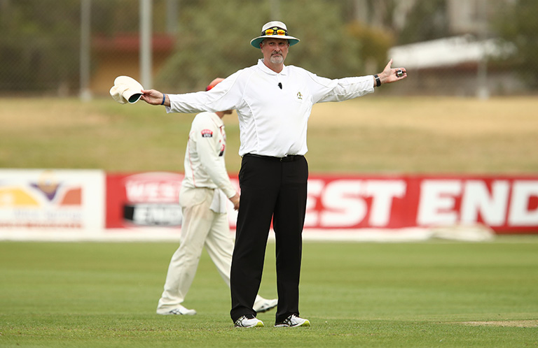 Sheffield Shield appointments 1-4