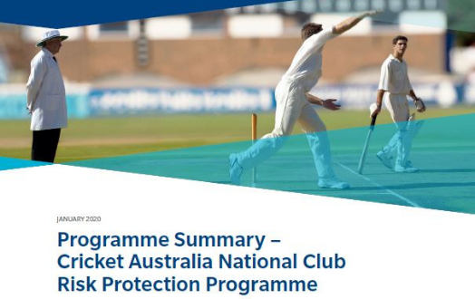 National Club Risk Protection Program