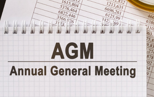 Hosting your Annual General Meeting (AGM)