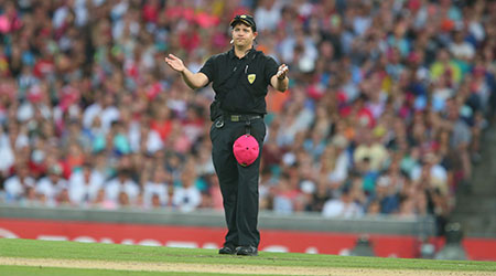 Assessing umpire competencePS